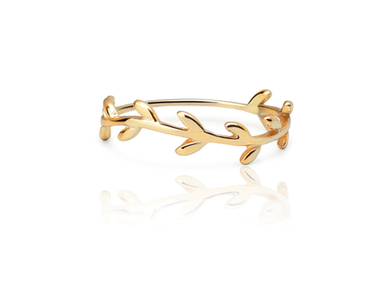 anillo Branch oro