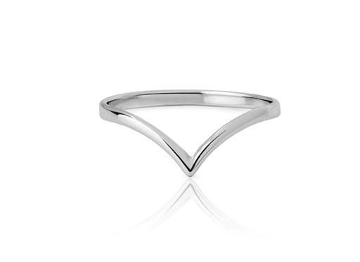 anillo LACE plata