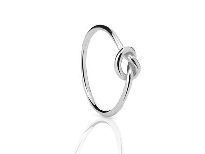 Anell KNOT plata
