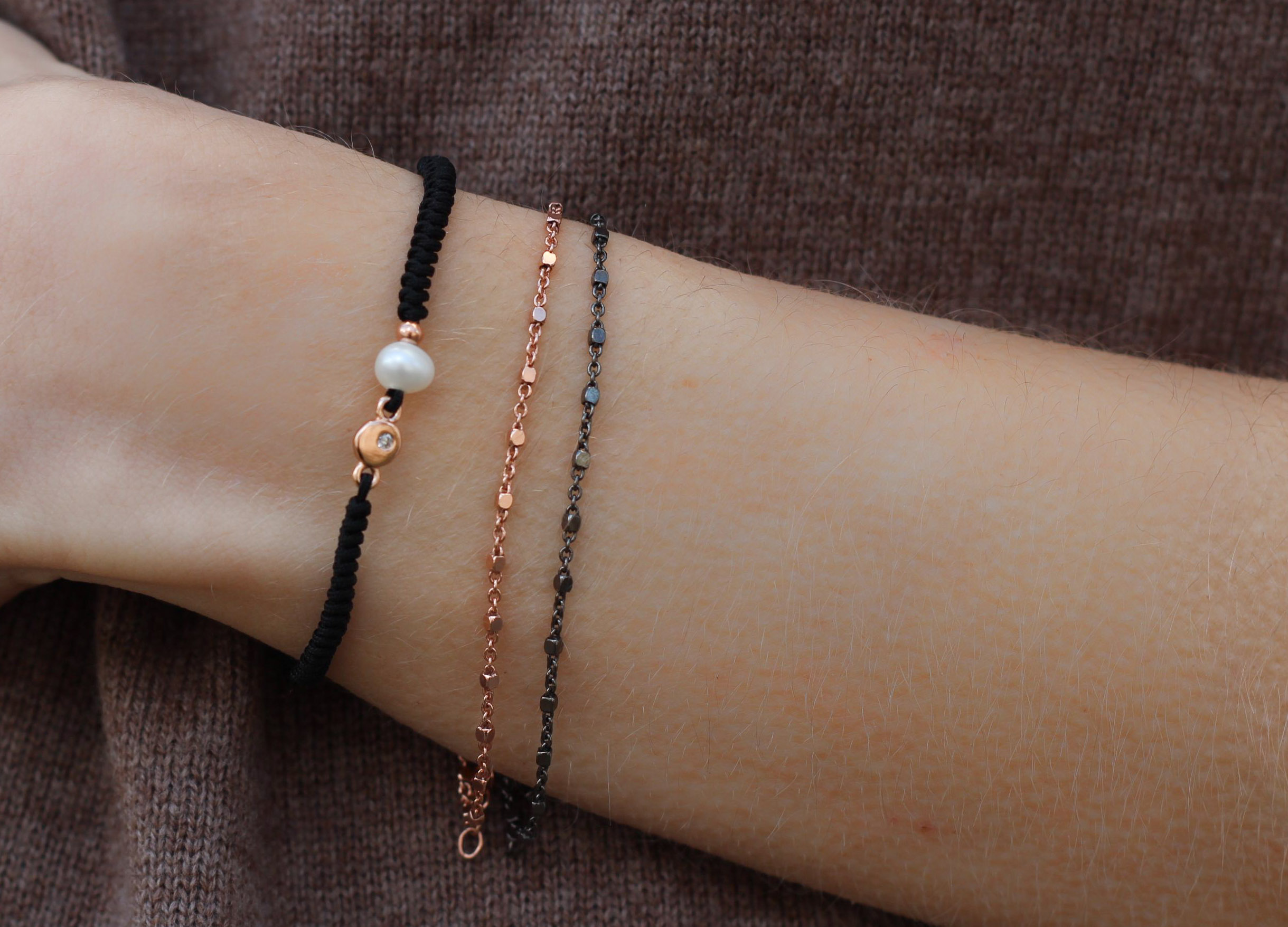 Pulsera ROSE CHAIN