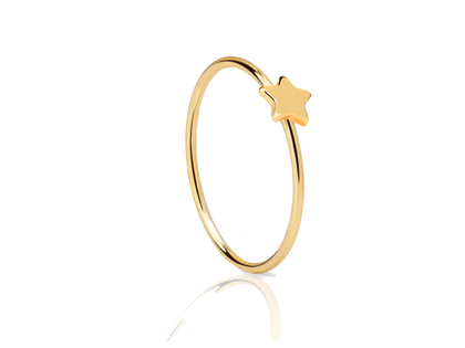 STELLA gold ring