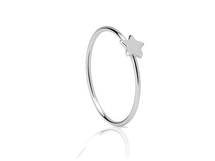 STELLA silver ring