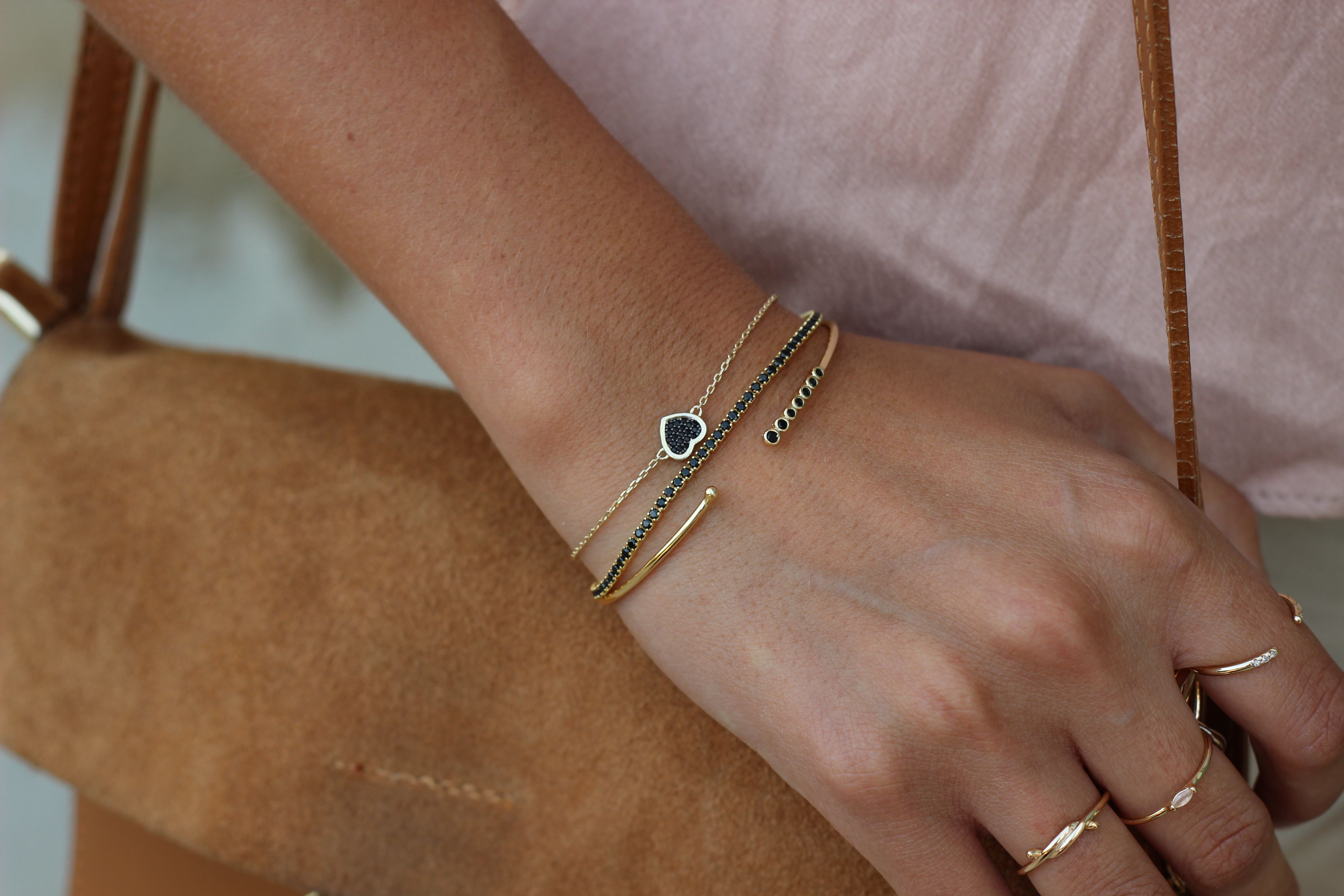 ETERNITY gold bracelet
