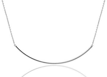 Collar XLine plata