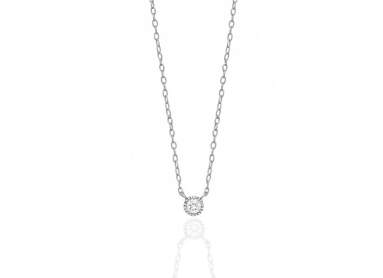 Collar basic plata220161201 14066 rv5mws