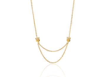 Collar WAY oro