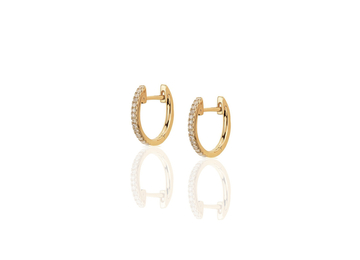 boucles shine gold