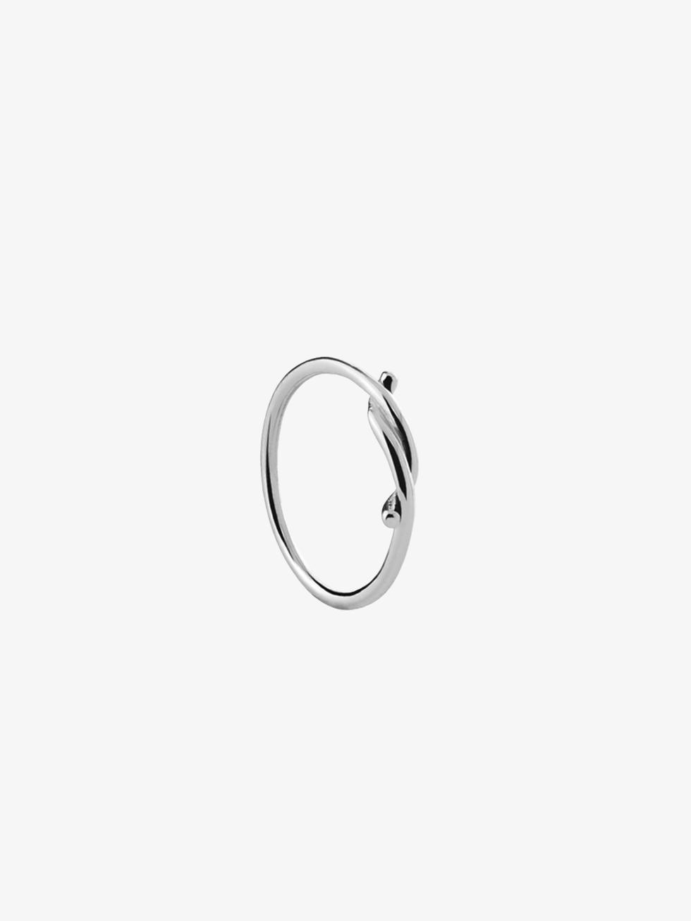 Anillo knot silver