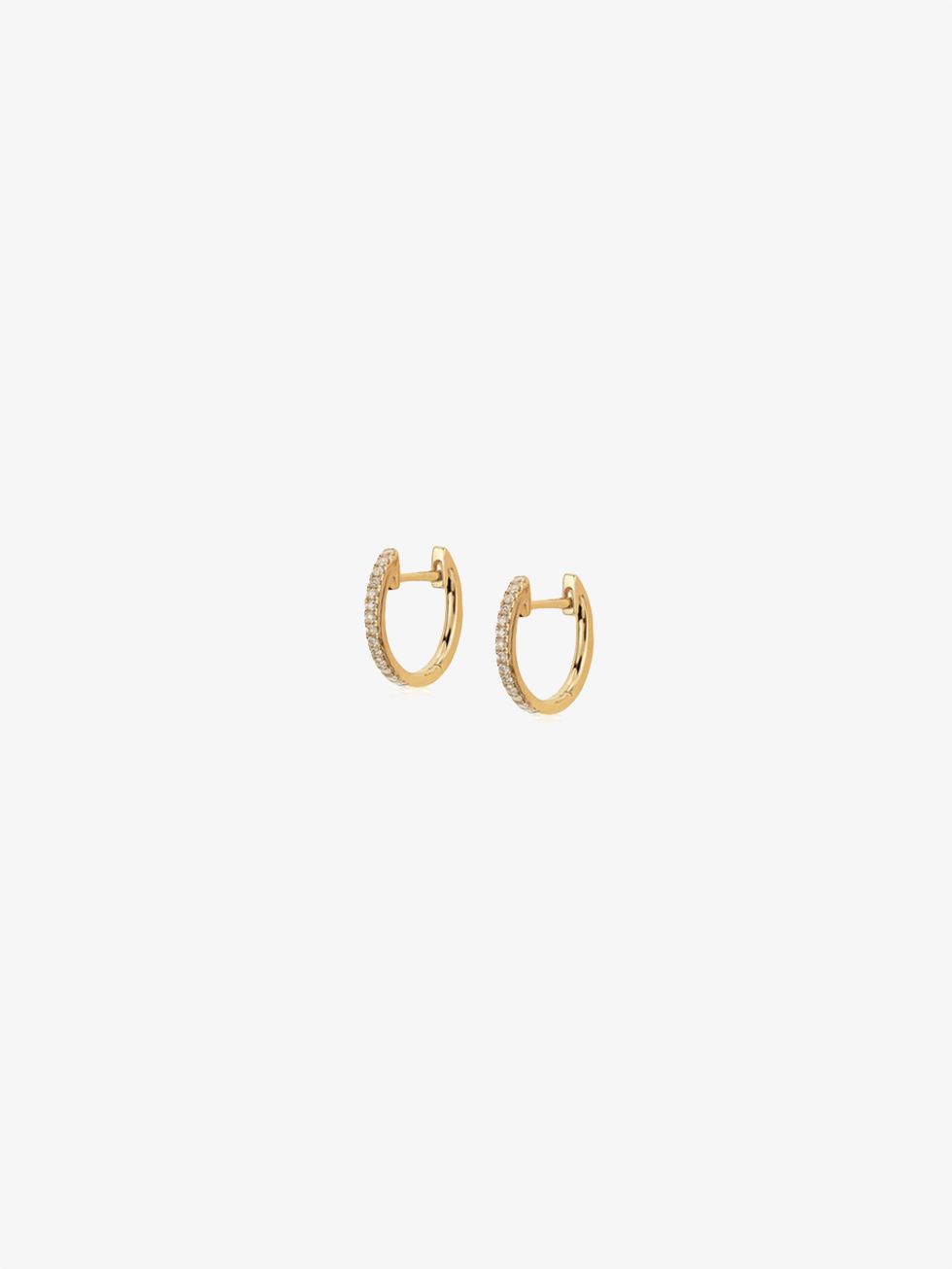 Shine earrings oro
