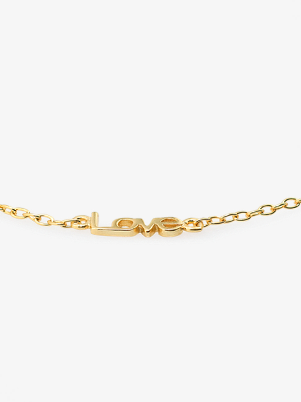 Love bracelet gold 3