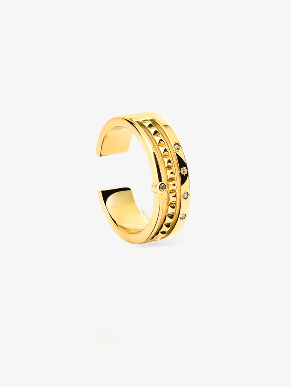Anillo golden gold 2