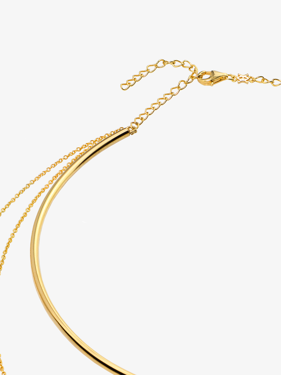 pendant in gold definitive piece margot chloe necklace cate jewelry layered products