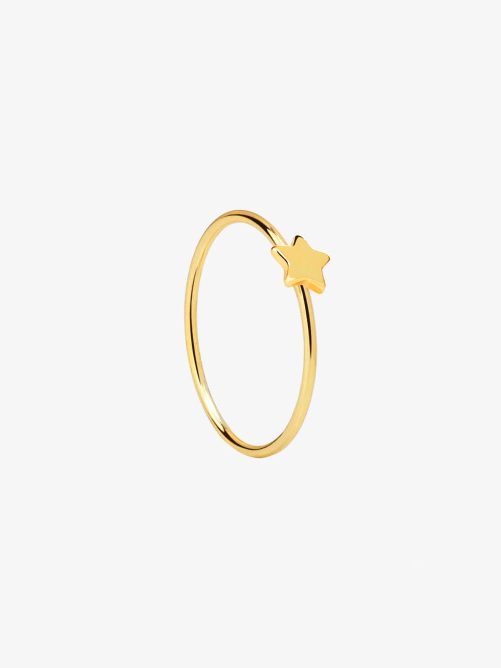 Anillo stella gold