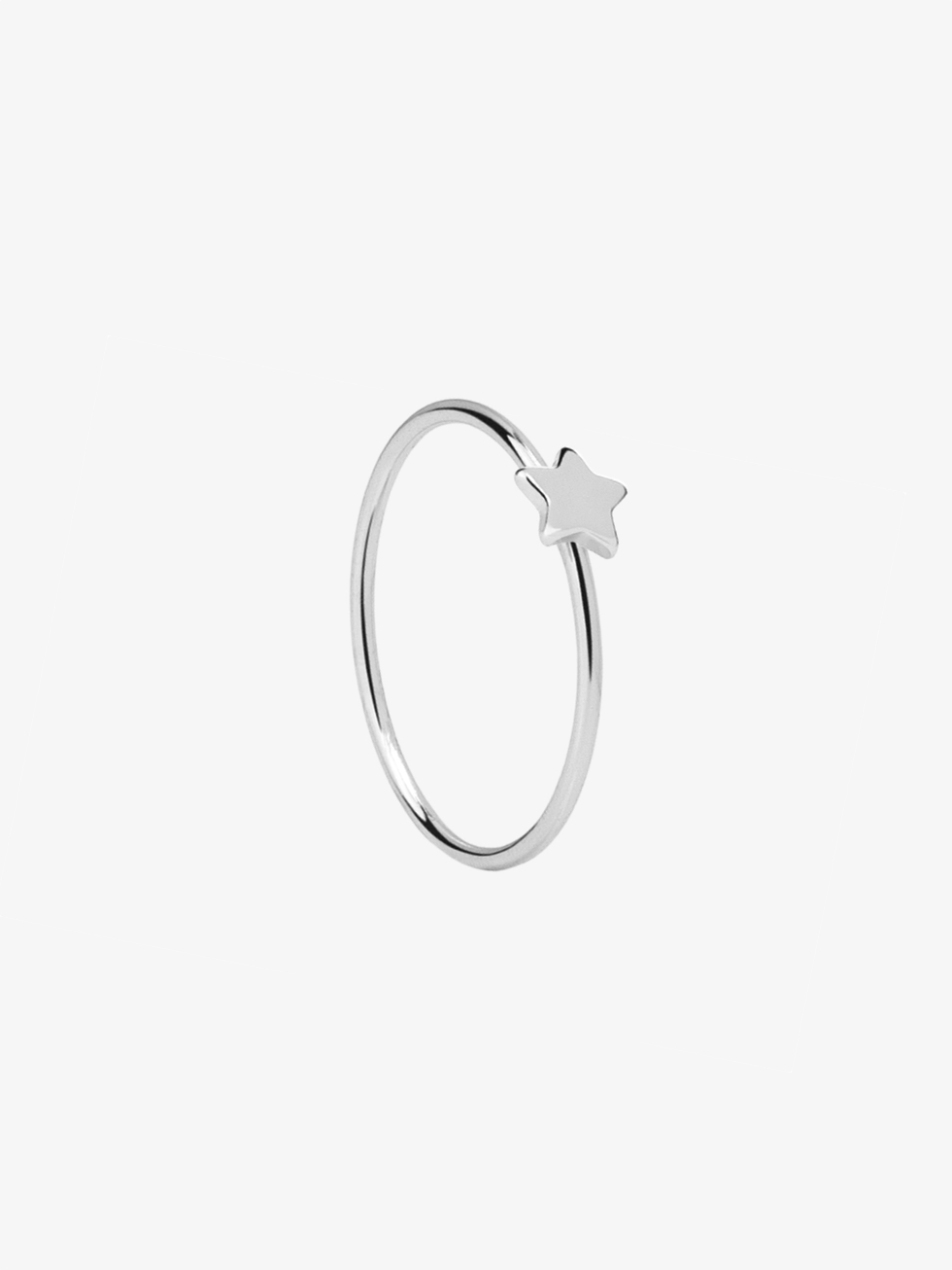 Anillo stella silver