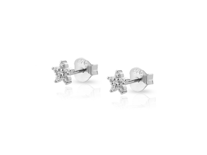 Silver DREAM earrings