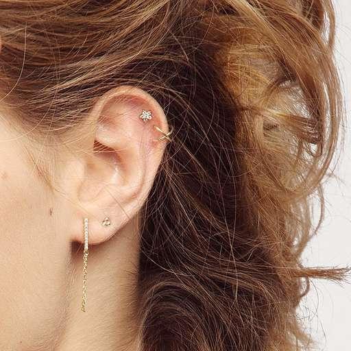 Boucles d'oreilles DREAM argent