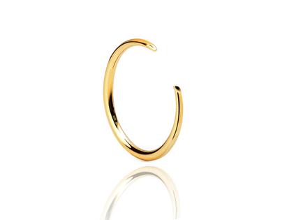 PSIC CZ gold ring