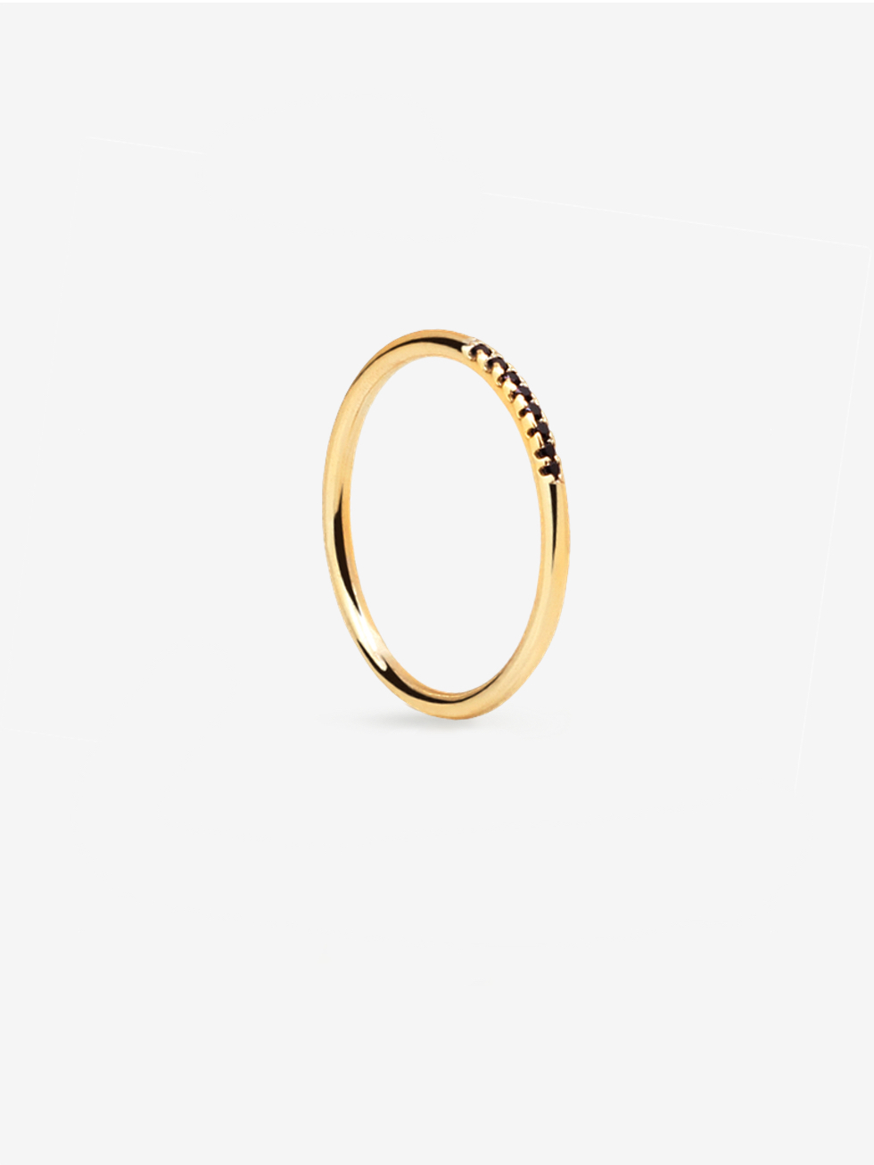 RITZY gold ring