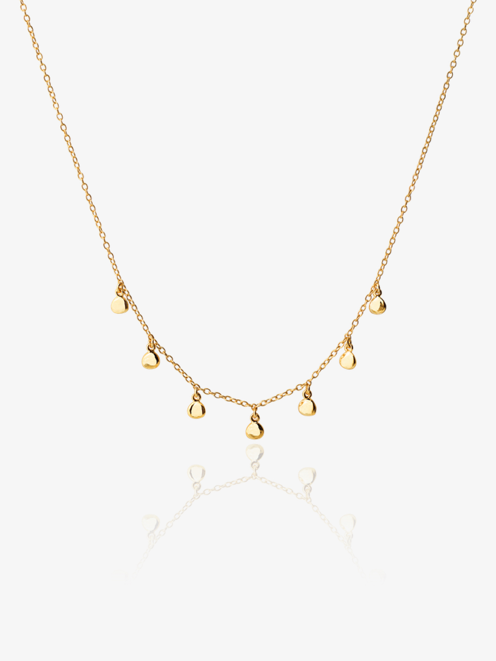 Collar pepitas oro2