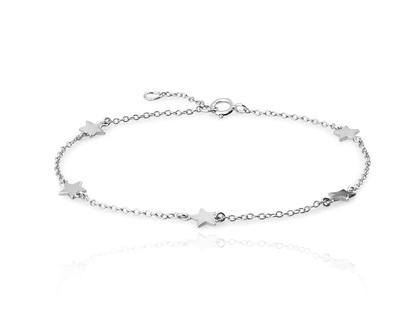 LITTLE STARS silver bracelet
