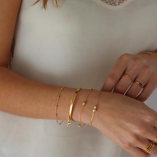 Bracelet ESTRELLA PERLA Gold