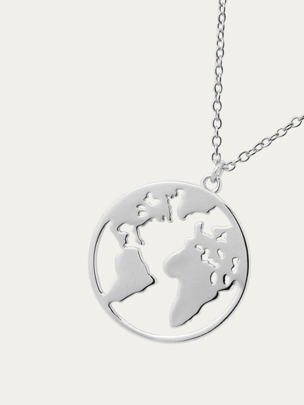 Collar word silver3