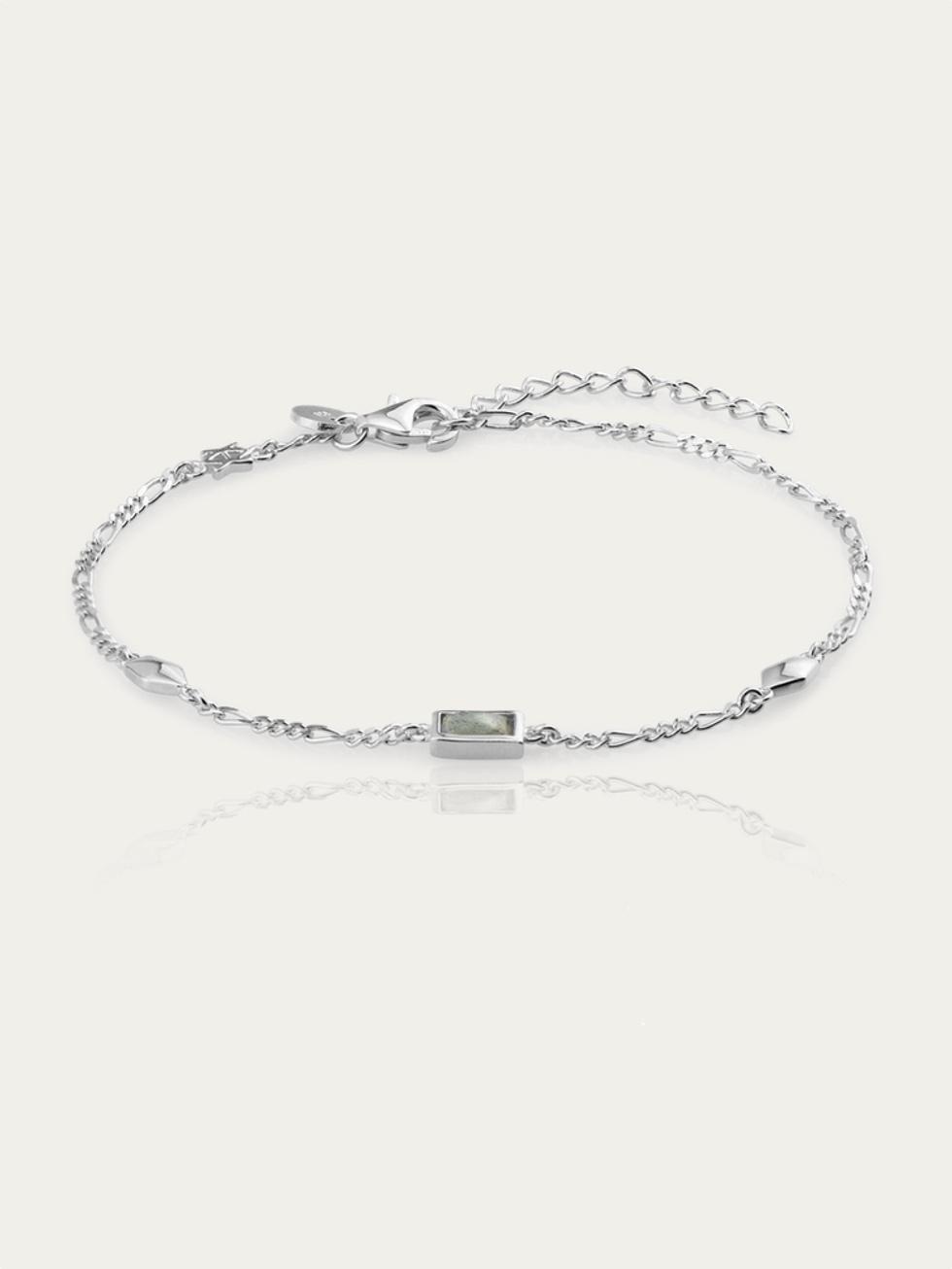 Pulsera nirvana silver 2