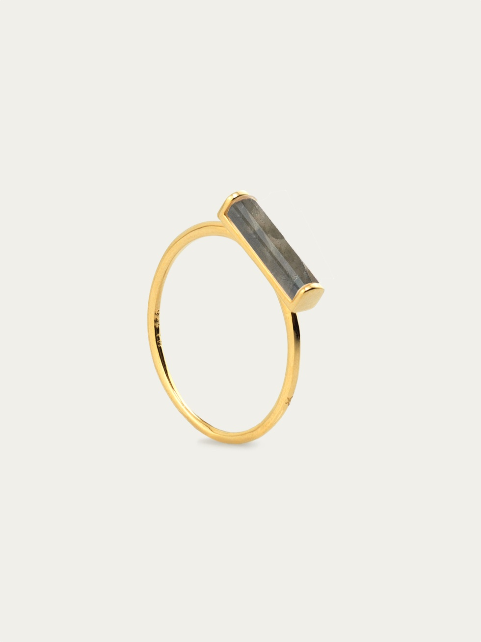 TUB LAB gold ring