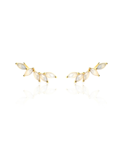 Boucles d'oreilles ICE DROPS or