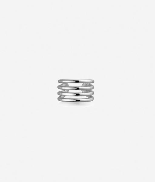 Clip silver