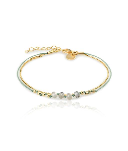 LIN gold bracelet