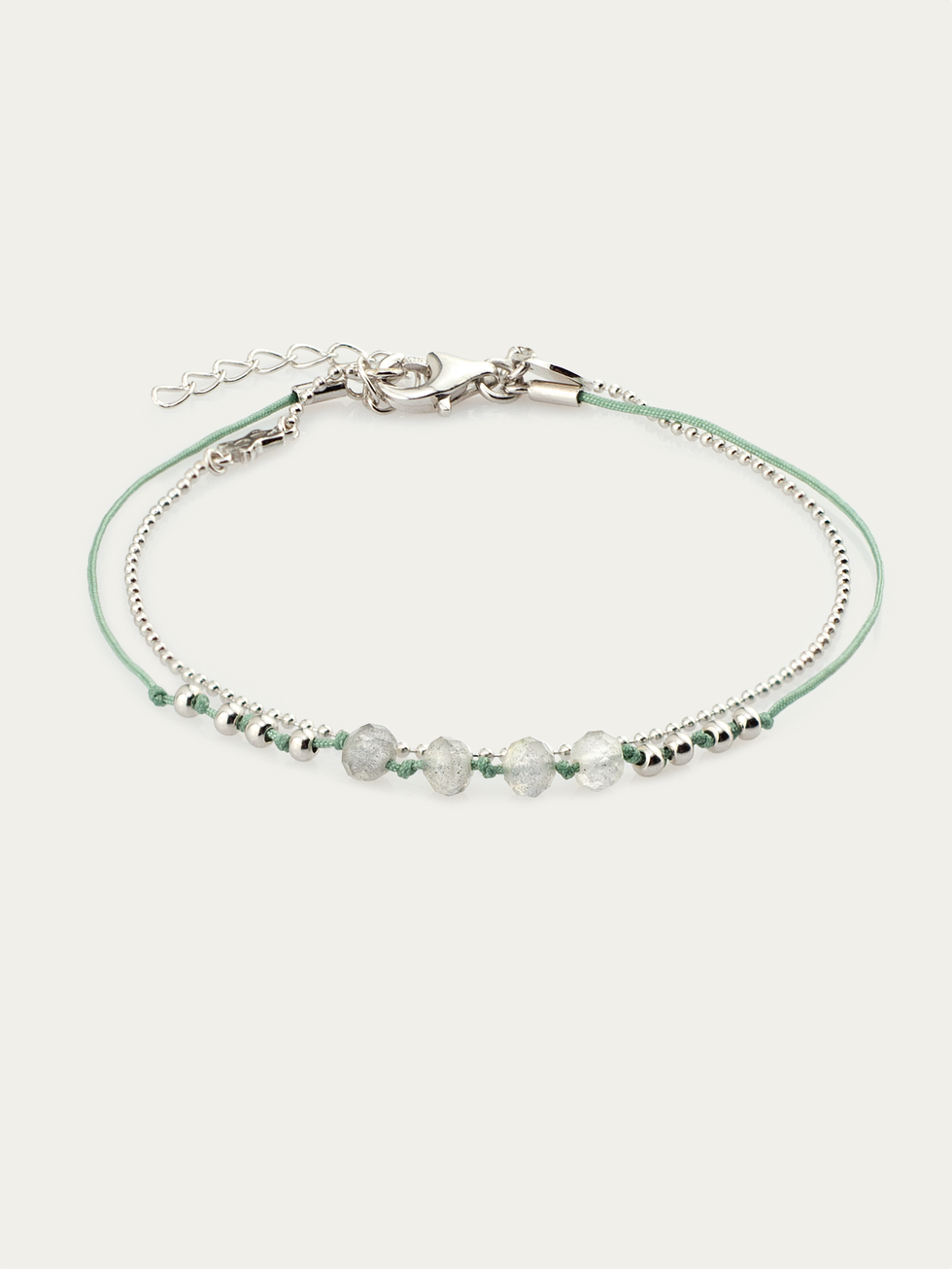 Pulsera lin silver