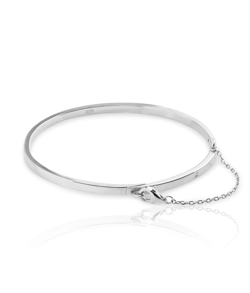 Pulsera BRIDGE plata