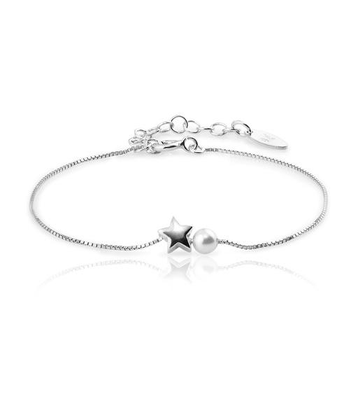 ESTRELLA PERLA silver bracelet
