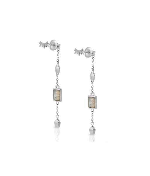 NIRVANA silver earrings