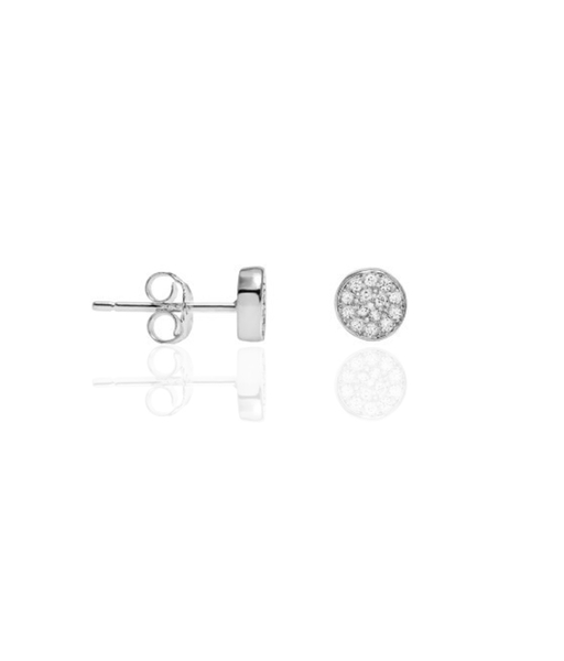 STUD EARRINGS SILVER