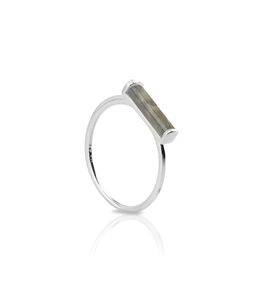 Anillo TUB LAB plata