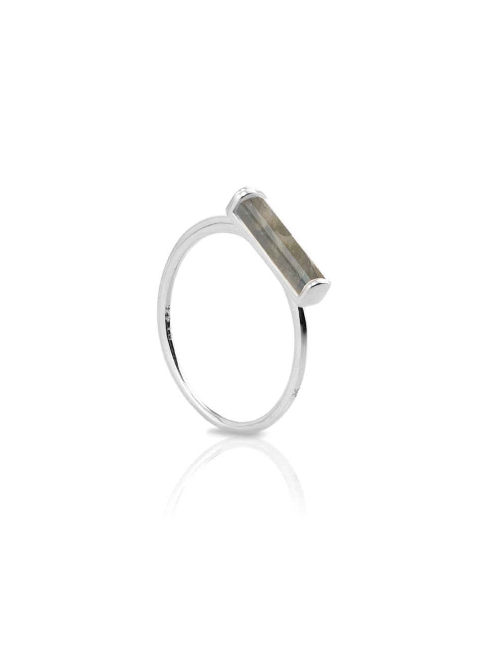 TUB LAB silver ring