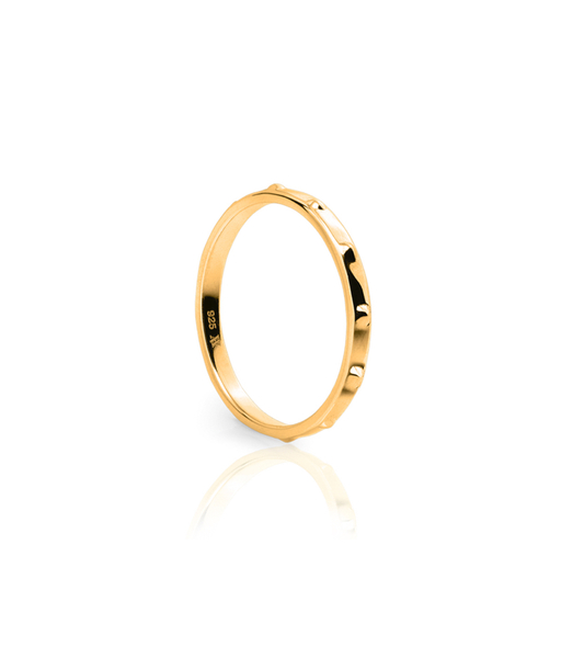 CRUISE gold ring