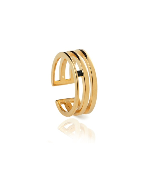 Anillo TRIPLE GOLD
