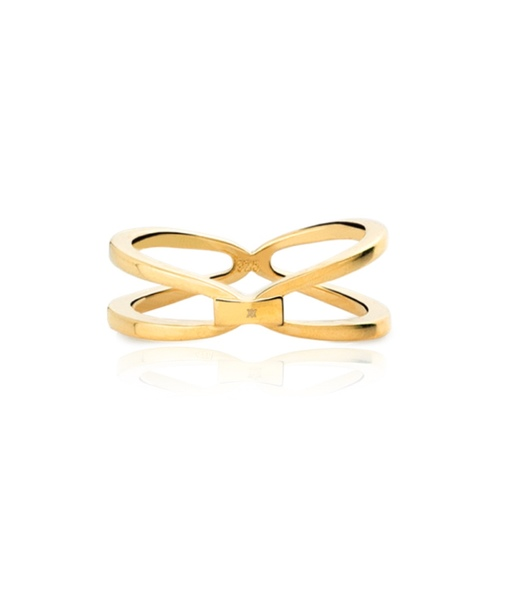 Bague X ring or