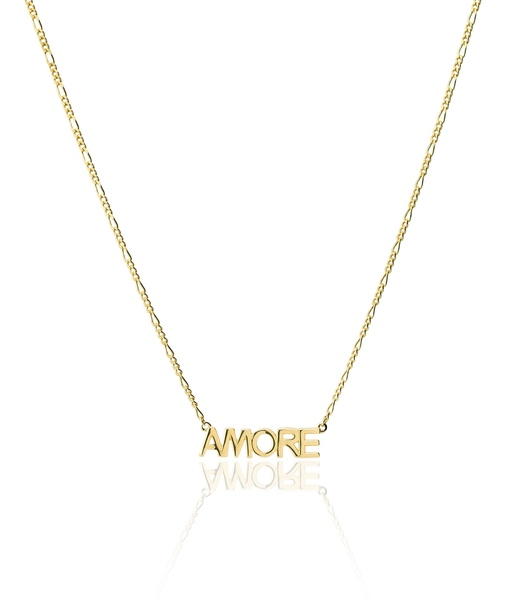 AMORE gold necklace