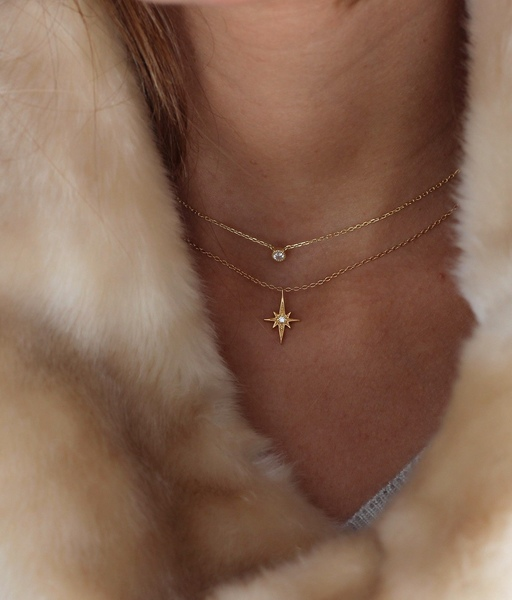 Collar basic oro