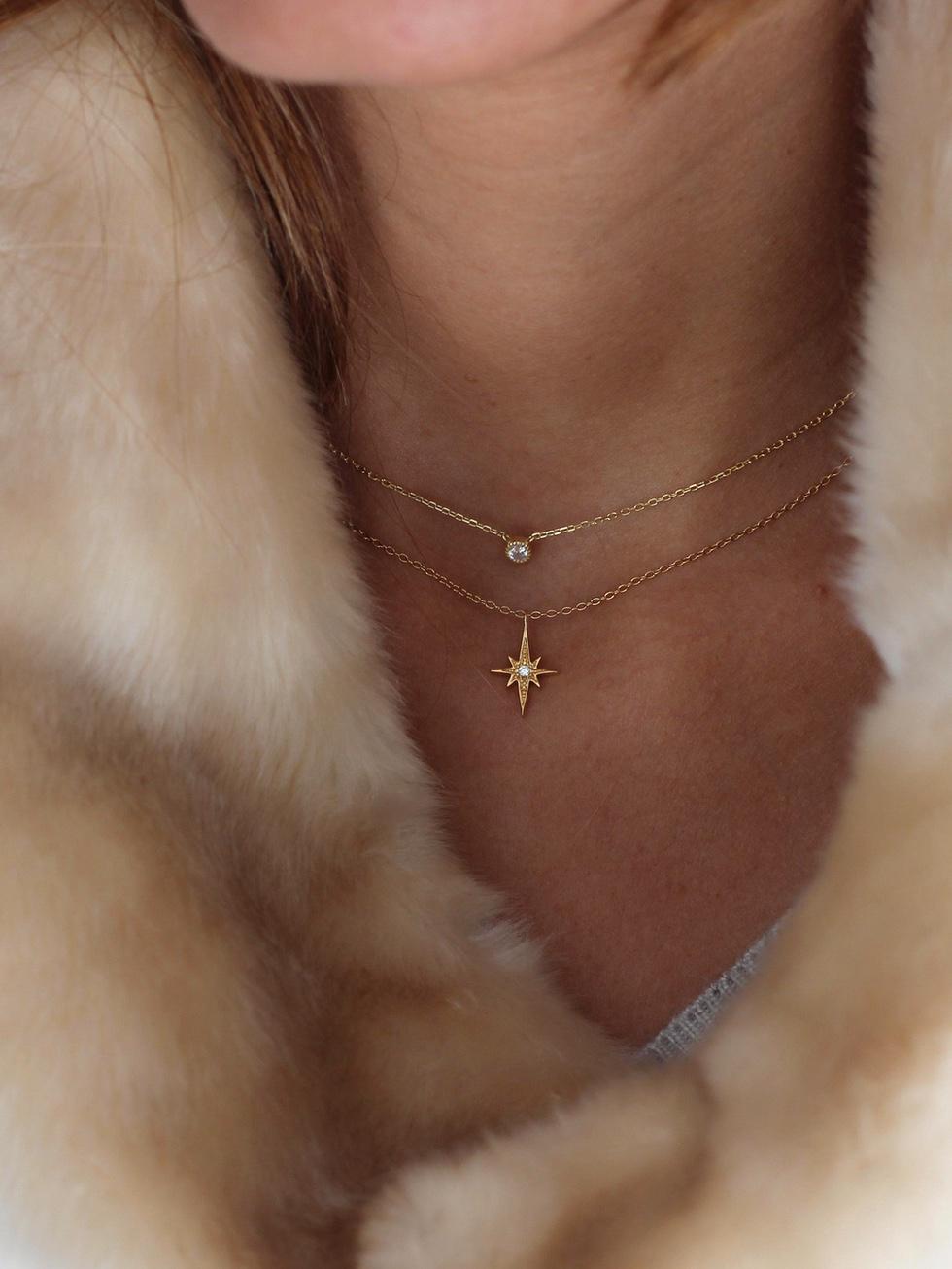 Collar basic polar oro mod