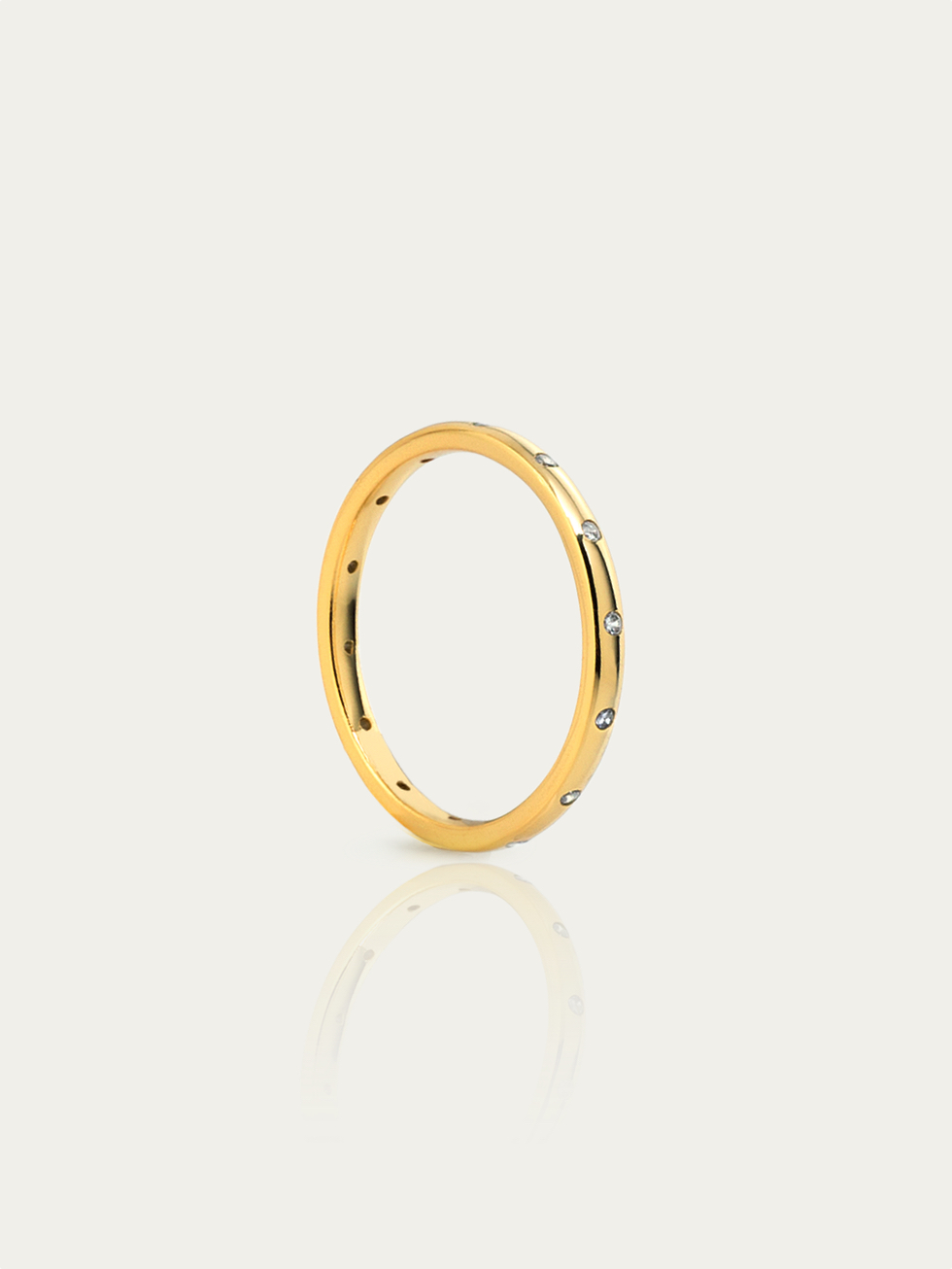 Anillo saturn gold2