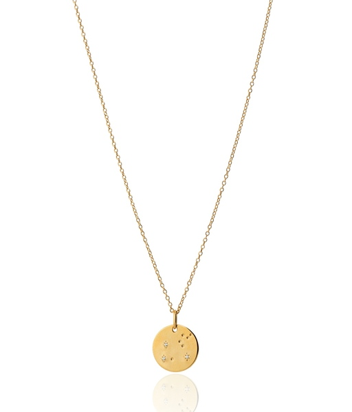 PETIT PRINCE gold necklace