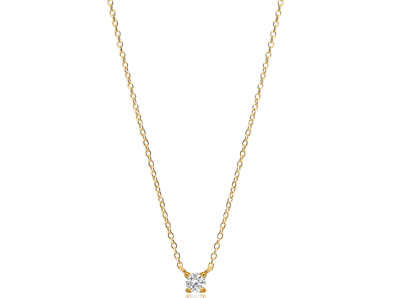 collier BRIGHT GOLD