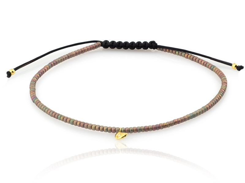 Pulsera BROWN oro