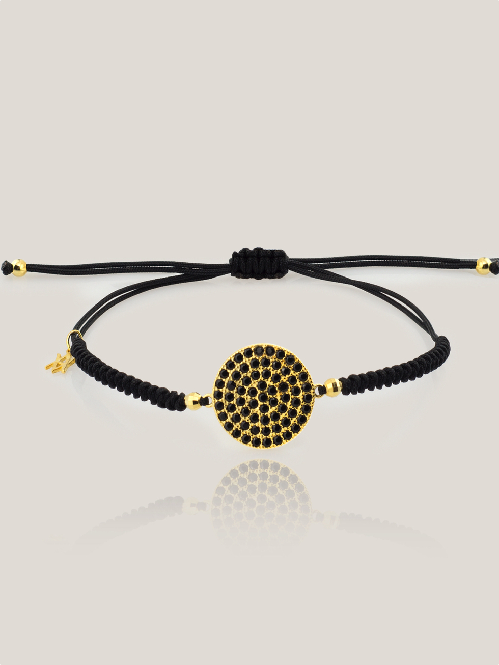 Pulsera black moon oro2