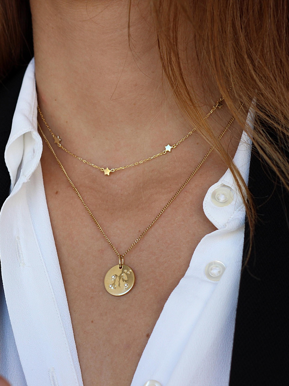 Collier PETIT PRINCE or